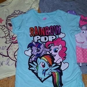 My Little Pony Other - Girl's cute t-shirts