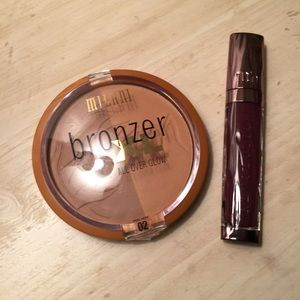 milano / urban decay Other - Face bronzer with lipgloss