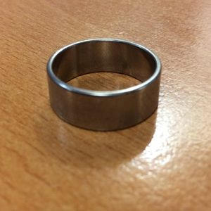 New Silver Ring - Size 6
