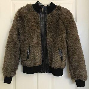 Vertigo Paris Fur Jacket
