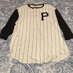 Red Jacket Other - Pittsburgh Pirates baseball tee