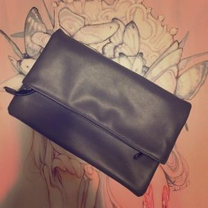 Nasty Gal Handbags - Stone Grey Clutch