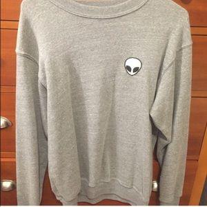 Brandy Alien Sweater