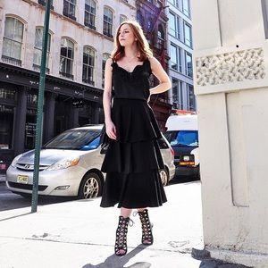 Zara Dresses & Skirts - Zara Ruffle Skirt