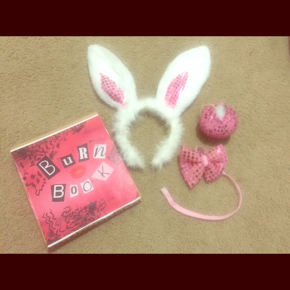 regina george halloween costume bunny