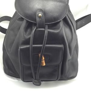 Gucci Handbags - Authentic And Chic Gucci Backpack!