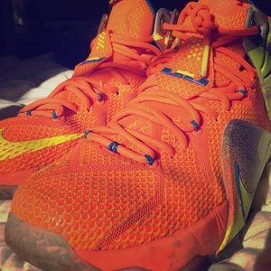 Nike Other - Nike lebron 6 meridians orange.