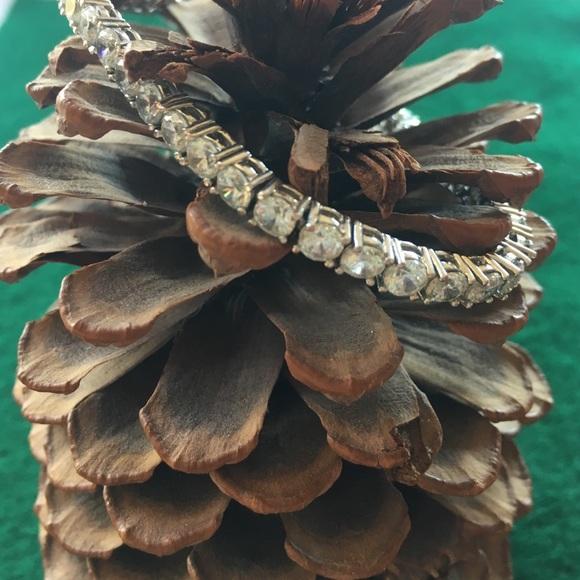 Tennis Bracelet Marked IBB CN
