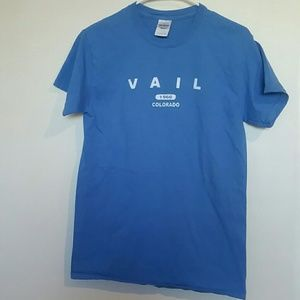 Gildan Other - size small blue t-shirt new without tags
