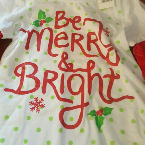 6a0ad42bd target Shirts & Tops   Christmas Lil Girls Shirt   Poshmark