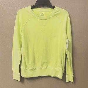 Gap Neon Yellow Sweater