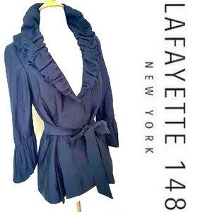 Lafayette 148 New York Jackets & Blazers - 🌴SALE🌴Silk Blend Blazer