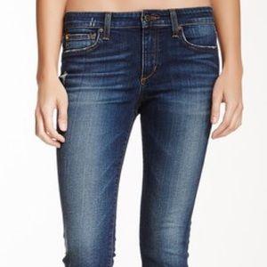 Joe's Margaux Skinny Ankle Blue Jeans