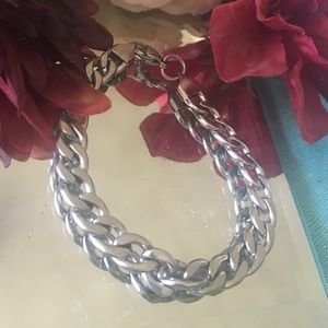 Jewelry - Silver Link Chain