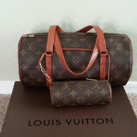 Louis Vuitton Handbags - 🎀Authentic vintage LV papillon 30 set🎀 30b3670664cac