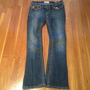 MEK Denim - MEK Denim Jeans Bootcut