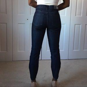 C wonder cigarette jeans