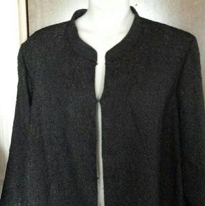 Avenue Jackets & Blazers - Beautiful black plus size swing jacket
