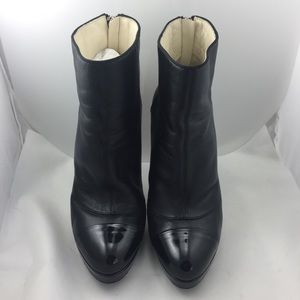 Authentic Chanel Ankle Boots!