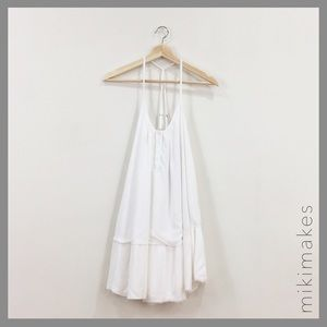 Sincerely Jules Dresses & Skirts - SINCERELY JULES • Rosa white swing dress