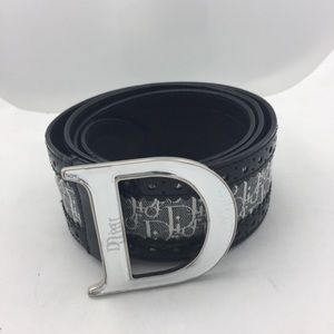 Dior Accessories - Dior Navy Belt