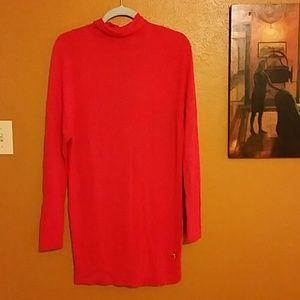 Halston Heritage Sweater Dress