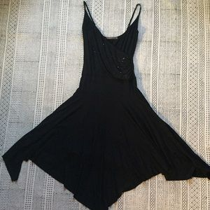 River Island Black Dress w/ Sequins