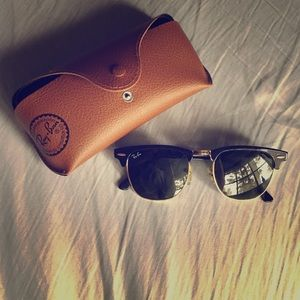 Ray-Ban Accessories - Ray bans worn lightly (Case included)