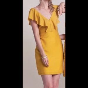 Jenny Yoo Dresses & Skirts - Jenny Yoo yellow dress