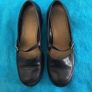 Naturalizer Shoes - Black Maryjane