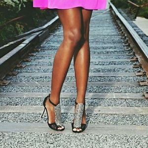 NWT 1295 Jimmy Choo FELINE sandals size 40 US 10