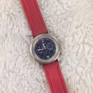 Michele Accessories - Michele Diamond Watch