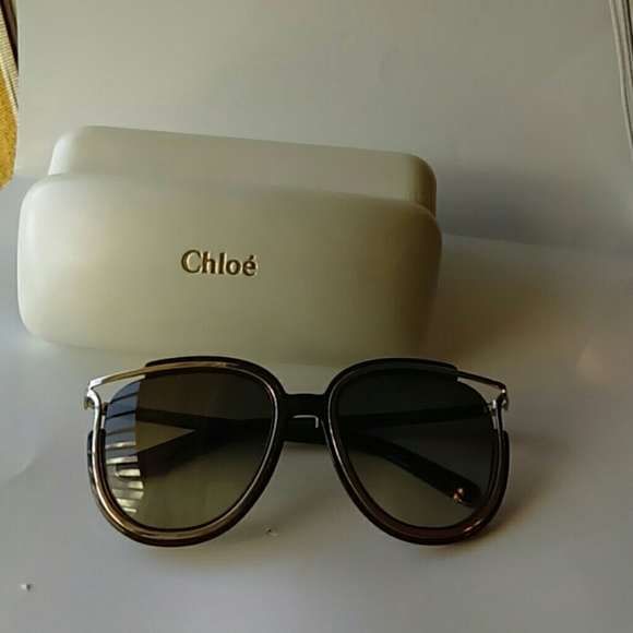 e7e56897523d Chloe Women s Ce702s Sunglasses
