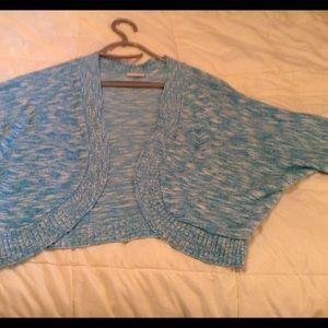 Kim Rogers Sweaters - KIM ROGERS Shrug