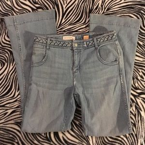 Anthropologie High Waisted Jeans