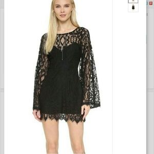 SALE ****Free People Guinevere lace dress