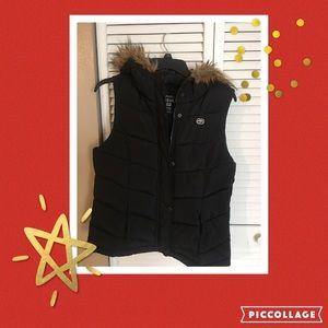 Ecko Unlimited Jackets & Blazers - PRICE DROP ⬇️ Ecko Bubble Vest with Hoodie