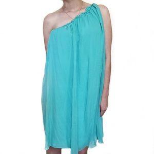 • Elizabeth & James • Silk Dress