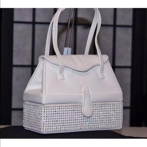 Handbags - Vintage Crystal Evening Bag