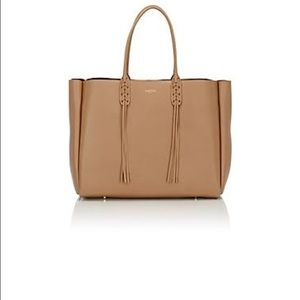 Lanvin Handbags - Lanvin large tassel tote bag