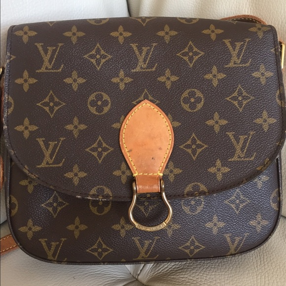 5b914686d1b9 Louis Vuitton Handbags - 💯Authentic Louis Vuitton Saint Cloud GM vintage