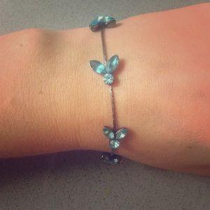 Accessorize  Jewelry - Blue-green stone bracelet