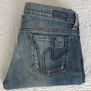 Citizens of Humanity Denim - Citizens of Humanity boho#111 jeans