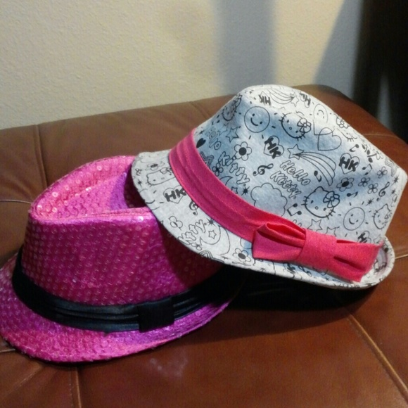 16caf5c2c Girls-Women Hello Kitty & Disney Sequin Fedoras.  M_58266651f09282f4880166af. Other Accessories ...