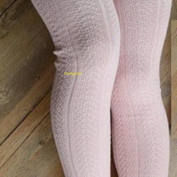 8969fbf9afe1f Knit Over The Knee Socks Thigh High Purple Pink. NWT. HUE.  M_58266bcf7fab3ab63400ed03. M_58266bd07fab3ab63400ed04.  M_58266bd07fab3ab63400ed06