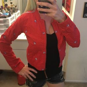 Obey Jackets & Blazers - 💕Great cond Quilted jacket by Obey💕