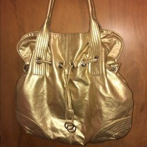 Handbags - Gold Purse