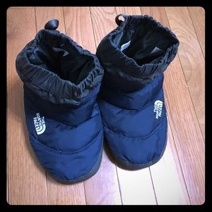 The North Face Other - The North Face slipper boots