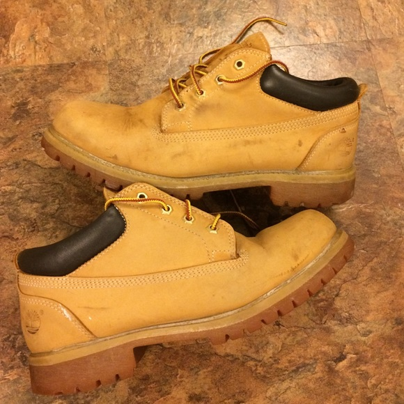 05b85a9b250 Sale!! Timberland Men's Nubuck Waterproof Oxford