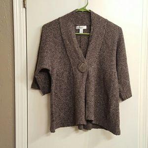 Dress Barn Sweaters - *sale* Beige cardigan with cute detail